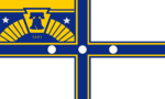Pennsylvania State Flag Proposal No 33 Designed By Stephen Richard Barlow 03 SEP 2014 at 0855hrs cst