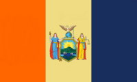 New York State Flag Proposal By Stephen Richard Barlow 04 NOV 2014 at 0727hrs cst