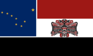 Alaska State Flag Proposal No 7 Designed By Stephen Richard Barlow 08 SEP 2014 at 2139hrs cst