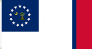 South Carolina State Flag Proposal No. 17a Designed By Stephen Richard Barlow 23 JAN 2015 at 1430 HRS CST 1332 x 704px