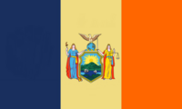 New York State Flag Proposal By Stephen Richard Barlow 01 OCT 2014 at 0904hrs cst