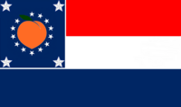 Georgia State Flag Proposal No 24 Designed By Stephen Richard Barlow 28 AuG 2014 at 1025hrs cst