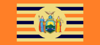 New York State Flag Proposal By Stephen Richard Barlow 30 OCT 2014 at 1316hrs cst