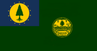 Vermont State Flag Proposal No. 5 Designed By Stephen Richard Barlow 19 AuG 2014 at 1019hrs cst