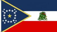 Alabama Heritage State Flag Proposal No. 9 Designed By Stephen Richard Barlow 1 MAY 2015 at 0916 HRS CST