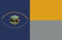 Nevada State Flag Proposal No 11 By Stephen Richard Barlow 18 OCT 2014 at 0935hrs cst