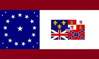 Alabama State Flag Proposal Designed By Stephen R Barlow 3 AUG 2014