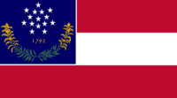 Kentucky State Flag Proposal No 2 Designed By Stephen Richard Barlow 30 AuG 2014 at 1402hrs cst