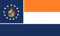 New York State Flag Proposal Designed By Stephen Richard Barlow 29 SEP 2014 at 0800hrs cst