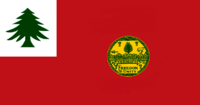 Vermont State Flag Proposal No. 3 Designed By Stephen Richard Barlow 19 AuG 2014 at 1014hrs cst