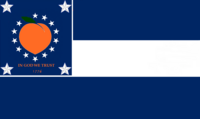 Georgia State Flag Proposal No 26 Designed By Stephen Richard Barlow 28 AuG 2014 at 1032hrs cst