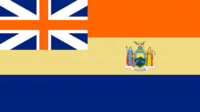 New York State Flag Proposal Designed By Stephen Richard Barlow 30 SEP 2014 at 0928hrs cst