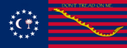 South Carolina State Flag Proposal No 18 Designed By Stephen Richard Barlow 16 OCT 2014 at 1137hrs cst