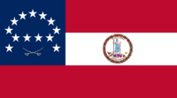 Virginia State Flag Proposal No 21 Designed By Stephen Richard Barlow 24 SEP 2014 at 1102hrs cst