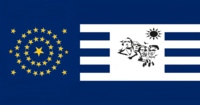 South Dakota State Flag Proposal No 7 Designed By Stephen Richard Barlow 22 AuG 2014 at 0950hrs