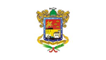 De facto flag of Michoacán