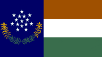 Kentucky State Flag Proposal No 27 Designed By Stephen Richard Barlow 03 NOV 2014 at 0015hrs cst