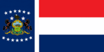Pennsylvania State Flag Proposal No 13 Designed By Stephen Richard Barlow 01 SEP 2014 at 1707hrs cst