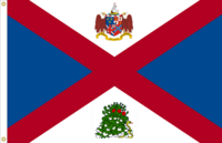 Alabama NOLI ME TANGERE flag No. 4 Proposal Designed By Stephen Richard Barlow 04 MAY 2015 at 1303 HRS CST.
