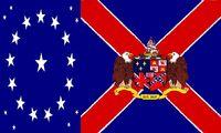 ALABAMA STATE FLAG Proposal variant Designed By Stephen Richard Barlow