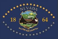 Nevada State Flag Proposal No 5 By Stephen Richard Barlow 18 OCT 2014 at 0914hrs cst