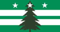 The Evergreen State Flag