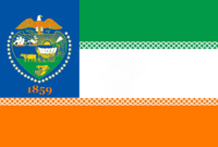 Oregon State Flag Proposal No 4a Designed By Stephen Richard Barlow 23 OCT 2014 at 1743hrs cst