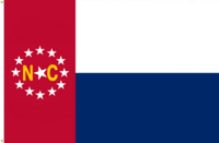 North Carolina Flag Proposal No. 15 Designed By Stephen Richard Barlow 15 MAY 2015 at 0856 HRS CST.