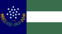 Kentucky State Flag Proposal No 19 Designed By Stephen Richard Barlow 30 AuG 2014 at 1546hrs cst