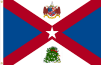 Alabama NOLI ME TANGERE flag No. 4a Proposal Designed By Stephen Richard Barlow 04 MAY 2015 at 1317 HRS CST.