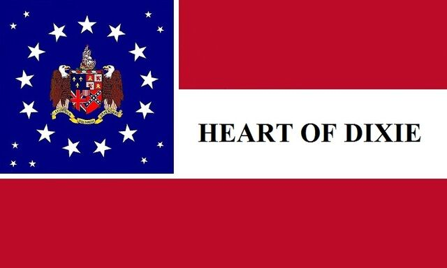 File:Alabama State Flag Proposal HEART OF DIXIE Stars and Bars Concept Designed By Stephen Richard Barlow 25 July 2014.jpg