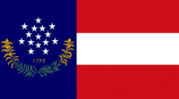 Kentucky State Flag Proposal No 23 Designed By Stephen Richard Barlow 30 AuG 2014 at 1559hrs cst