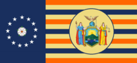 New York State Flag Proposal By Stephen Richard Barlow 07 OCT 2014 at 1026hrs cst