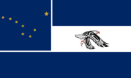 Alaska State Flag Proposal No 2 Designed By Stephen Richard Barlow 08 SEP 2014 at 2119hrs cst
