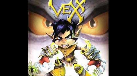 Vexx Soundtrack Tempest Peak Manor (Daytime)