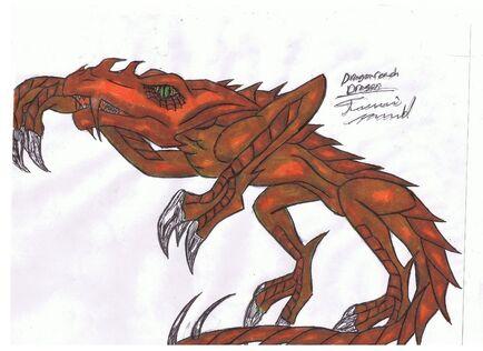 Dragon of dragonreach by tragould-db87w1b