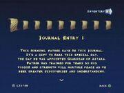 Vexx journals