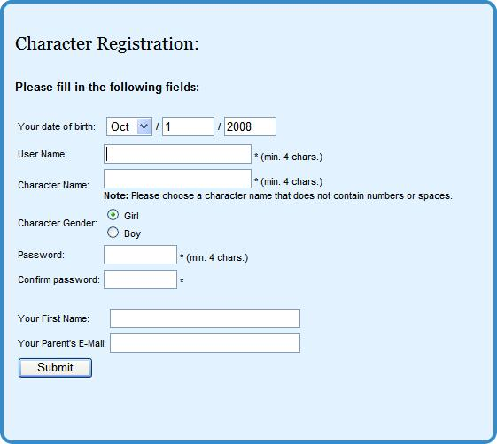 2nd Registration