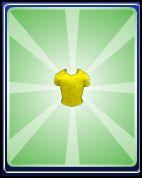 Yellow boy shirt