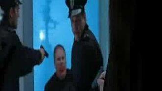 V for Vendetta Lobby Fight Scene