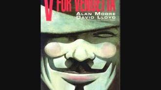 Alan Moore V for vendetta Full audiobook unabridged