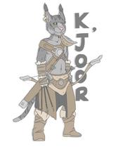 Snowepup k joor vftd fan art by voicesfromthedark-d5bvfa2
