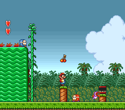 Super Mario Bros 2 (SNES)