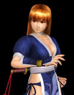 DOAD Kasumi Profile