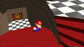 Super Mario 64 glitches