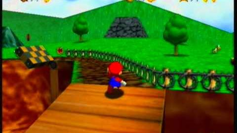 Let's Play Super Mario 64 The Green Demon Challenge Part 1