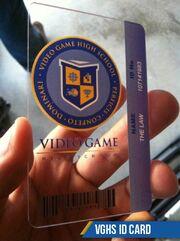 VGHS ID Card
