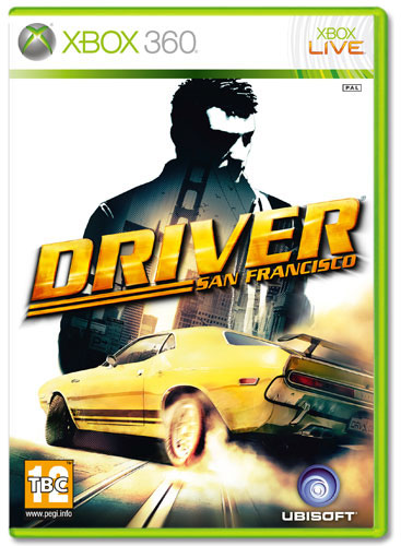 Driver San Francisco cover