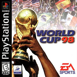 World Cup 98 Coverart