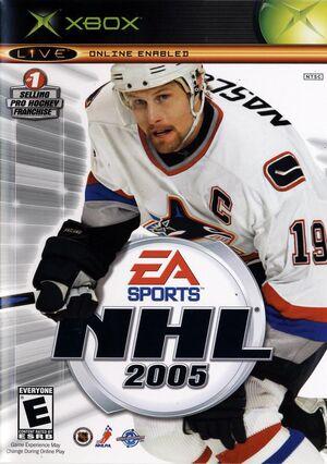 NHL05XBOX